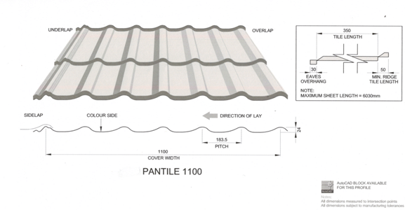 Pan Tile Form Sheeting-1 reduce